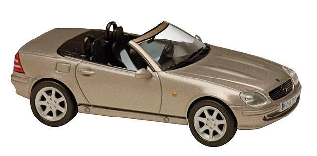 Mercedes Benz SLK -R170- (2003) Solido 421433060 1/43