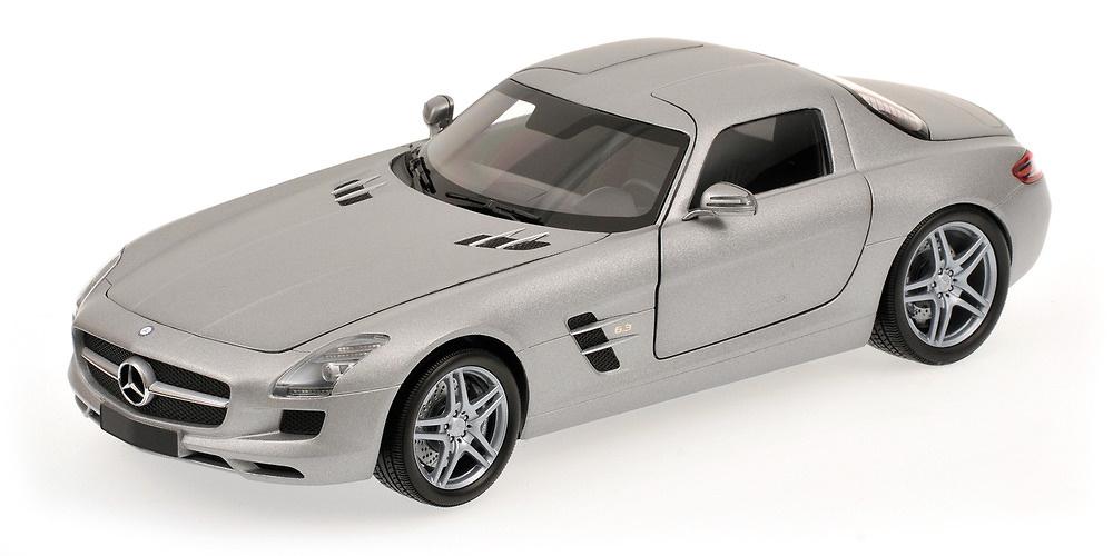 Mercedes Benz SLS AMG (2010) Minichamps 100039025 1/18
