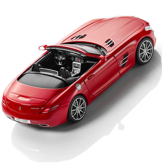 Mercedes SLS AMG Roadster (2011) Schuco B66960037 1:43