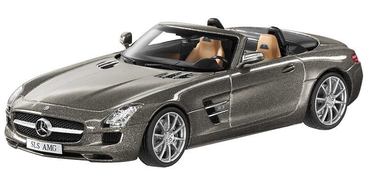 Mercedes SLS AMG Roadster (2011) Schuco B66960036 1:43