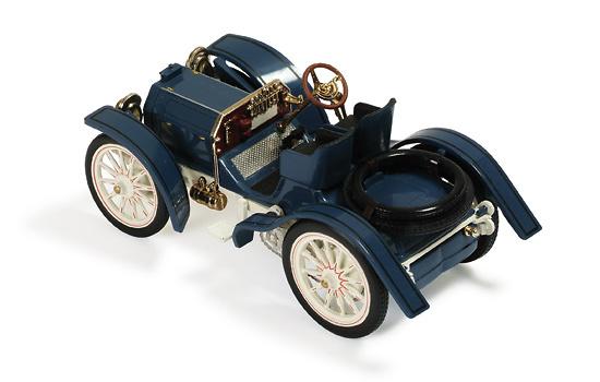 Mercedes Simplex 40 PS (1902) Ixo MUS036 1/43