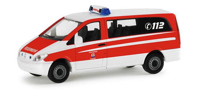 Mercedes Benz Vito Emergencias 112