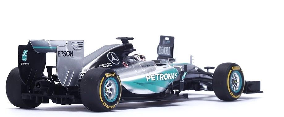 Mercedes W06 1º