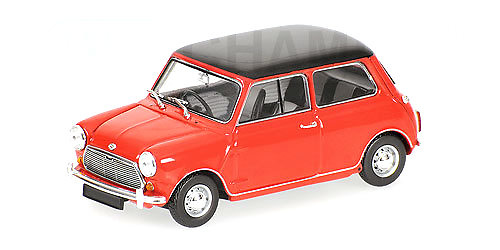 Mini Cooper 1275S Mk II (1967) Minichamps 400138700 1/43