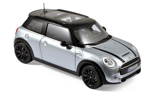 Mini Cooper S (2015) Norev 183110 1:18