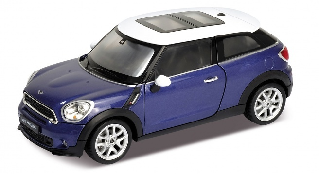 Mini Cooper S Paceman (2012) Welly 24050 1:24