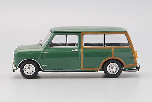 Mini Morris Traveller (1961) Ebbro 1/43