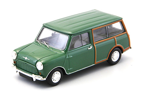 Mini Morris Traveller (1961) Ebbro 44499 1/43