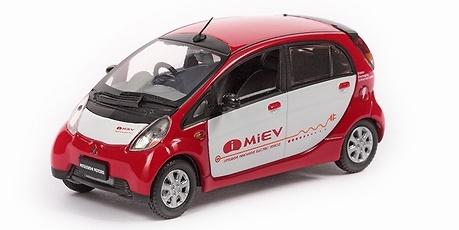 Mitsubishi I Miev (2007) Vitesse 29226 1/43