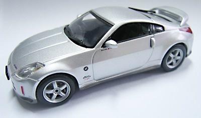 Nissan 350Z (2002) JColletion JC060 1/43