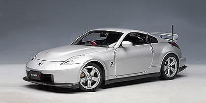 Nissan Fairlady Z Nismo 380RS (2007) Autoart 77401 1/18