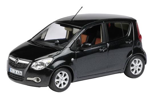 Opel Agila (2007) Schuco 1/43