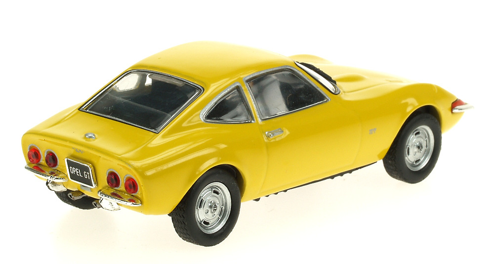 Opel GT (1968) Ixo 1/43 Eaglemoos Publications