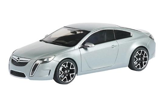 Opel GTC Concept Schuco 1/43
