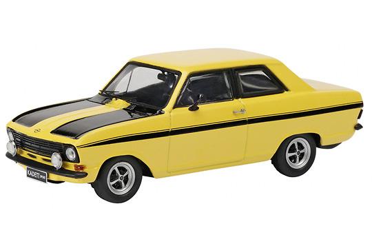 Opel Kadett B Sport (1966) Schuco 02946 1/43