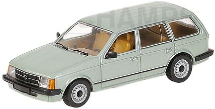 Opel Kadett D Caravan (1979) Minichamps 400044111 1/43