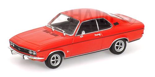 Opel Manta (1971) Minichamps 400045501 1/43