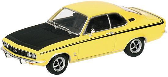 Opel Manta SR (1971) Minichamps 400045502 1/43