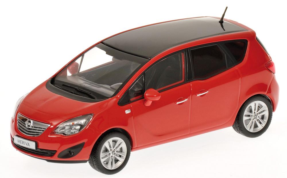 Opel Meriva (2010) Minichamps 400040001 1/43