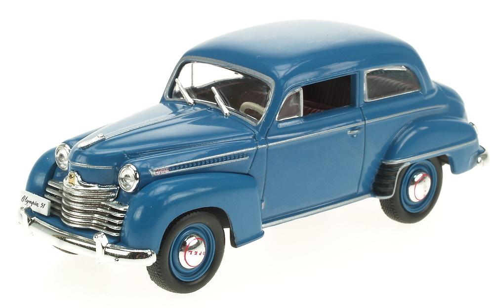 Opel Olympia (1951) Ixo 1/43