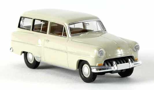 Opel Olympia-Rekord (1954) Brekina 20210 1/87