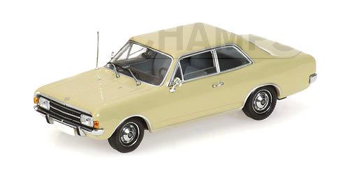 Opel Rekord C (1967) Minichamps 1/43