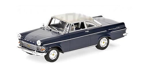 Opel Rekord P2 Coupé (1960) Minichamps 430040222 1/43