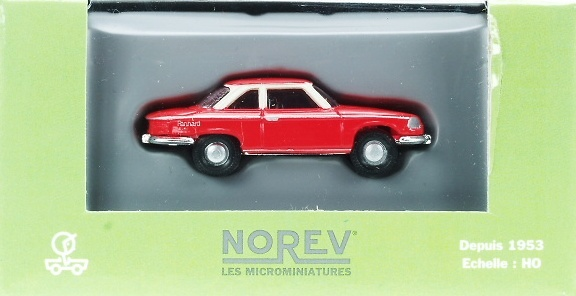 Panhard 24 CT (1964) Norev 451785 1/87