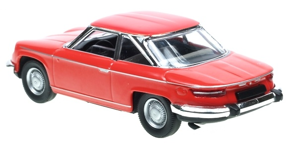 Panhard 24 CT (1964) Solido 4567 1/43