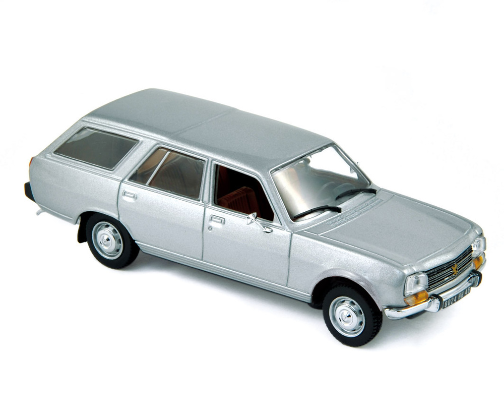 Peugeot504Break(1979) Norev 475456 1/43