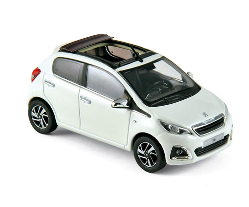 Peugeot 108 TOP (2014) Norev 470181 1:43