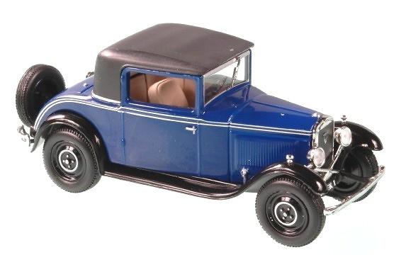 Peugeot 201 Coupé (1931) Norev 470214 1/43