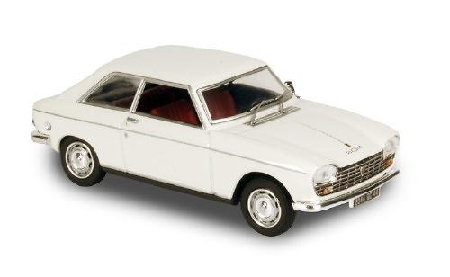 Peugeot 204 Coupé (1967) Norev 472402 1/43