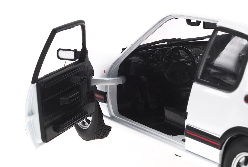 Peugeot 205 GTI (1984) Atlas 1:24