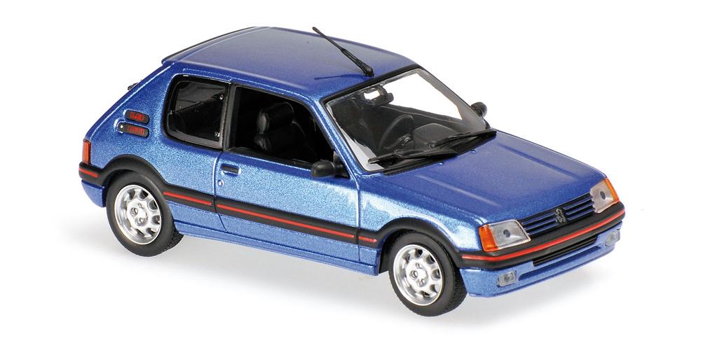 Peugeot 205 GTI (1990) Maxichamps 940112301 1/43