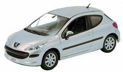 Peugeot 207 3p. (2006) Norev 472732 1/43