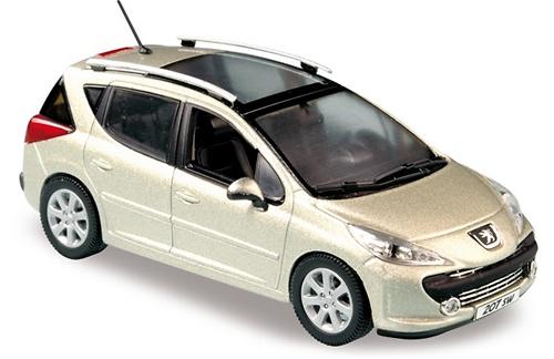 Peugeot 207 SW (2009) Norev 472780 1/43