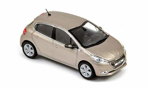 Peugeot 208 (2012) Norev 472801 1/43