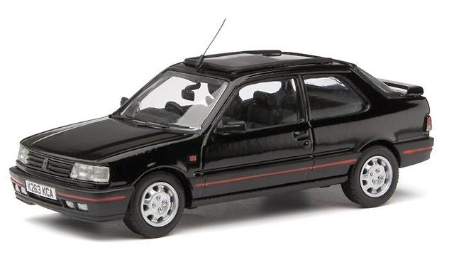 Peugeot 309 GTi Mk2 (1987) Corgi 1/43