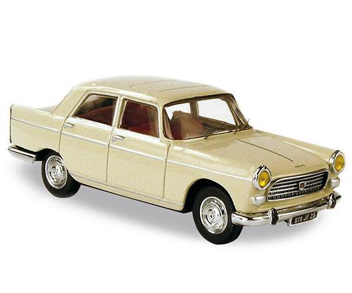 Peugeot 404 Berlina Norev 474425 1/43