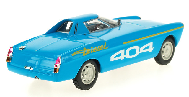 Peugeot 404 diesel Caza Records (1965) 474442 Norev 1/43