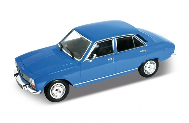 Peugeot 504 (1975) Welly 24001 1:24