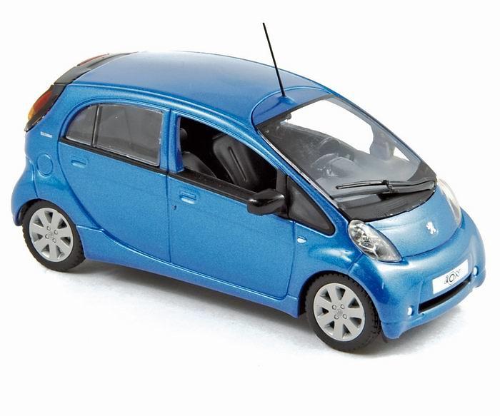 Peugeot Ion (2010) Norev 470100 1/43