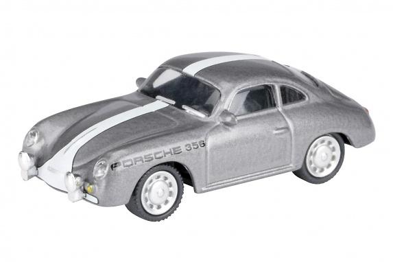 Porsche 356 A Coupé Rennversion (1959) Schuco 452581700 1/87