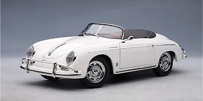 Porsche 356A Speedster (1955) Autoart 77862 1/18