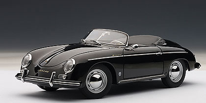 Porsche 356A Speedster (1955) Autoart 77863 1/18