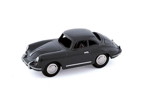 Porsche 356B Coupé (1959) Bub 06305 1/87
