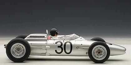 Porsche 804 F1 GP. Francia nº 30 Dan Gurney (1962) Autoart 86273 1:18
