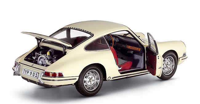 Porsche 901 Coupé (1964) CMC M-067 1/18