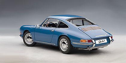 Porsche 911 (1964) Autoart 77913 1/18
